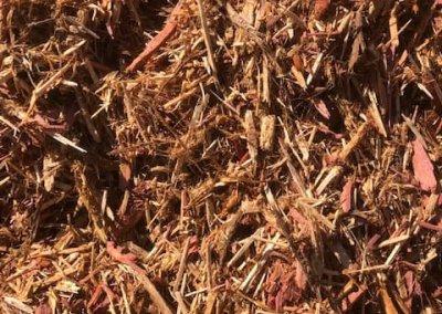 Ground Cedar Mulch